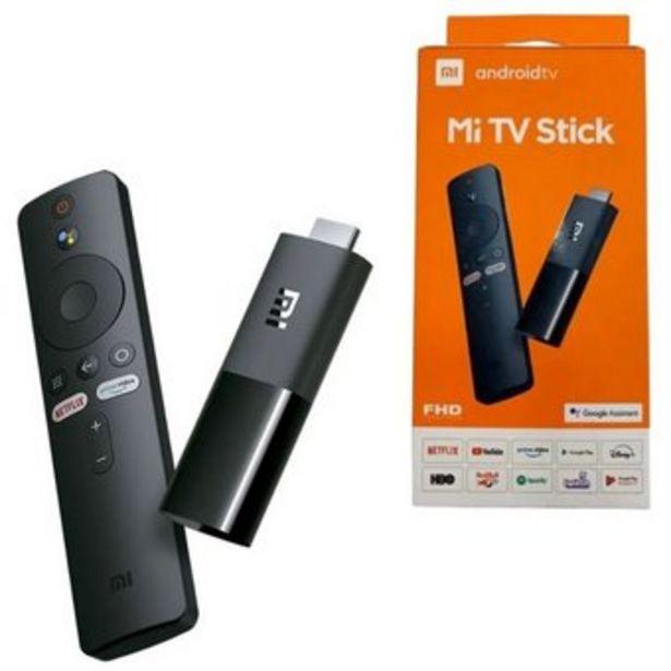 Oferta de Convertidor Smart TV Xiaomi Mi Tv Stick Chromecast por $164900