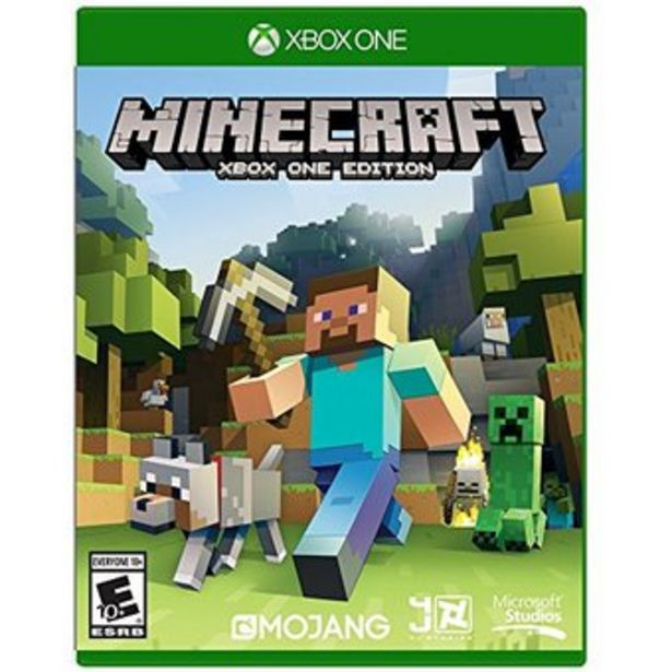 Oferta de Minecraft - Xbox One por $219990