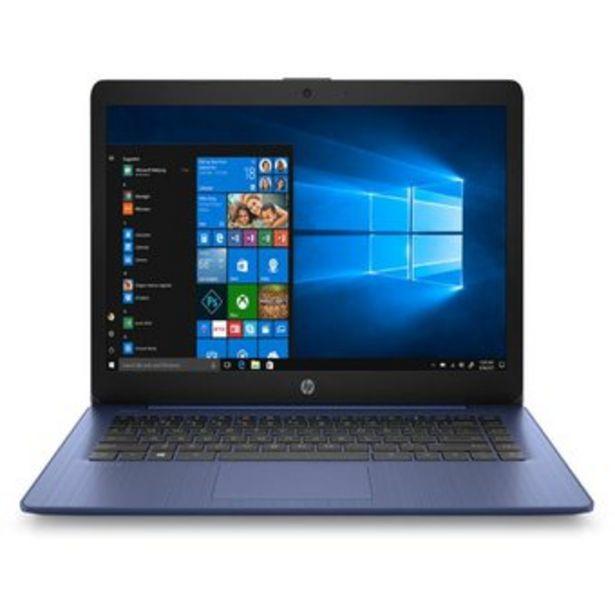 """Oferta de Portátil HP 14-Ax111La Intel Celeron Windows 10 RAM 4GB SSD 64 GB 14 """" por $1089000"""