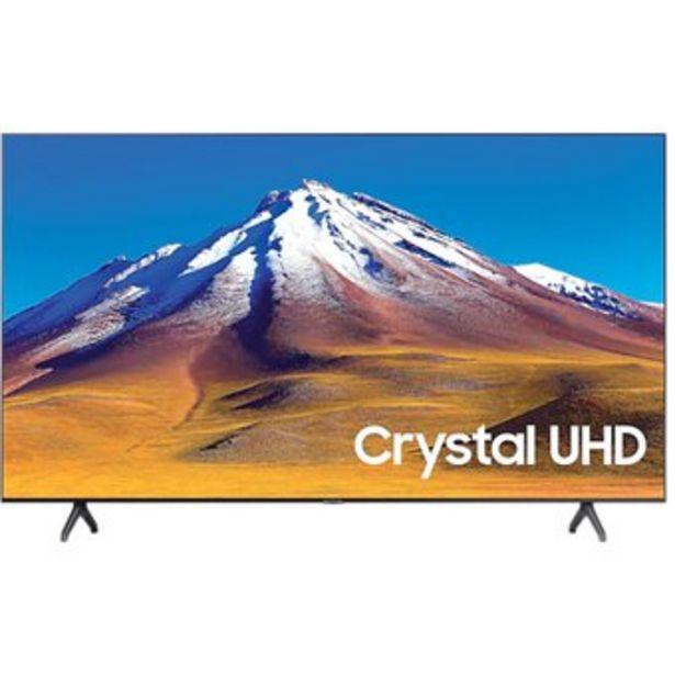 "Oferta de Televisor 43"" Crystal UHD 4K Smart TV 2020 43TU6900 por $1199900"