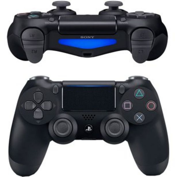 Oferta de Control Playstation 4 Ps4 Generico DualShock Led Tactil Recargable por $88400