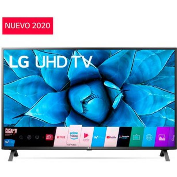 Oferta de Televisor LG 50 Pulgadas LED UHD 4K 50UN7310 Negro por $1449900