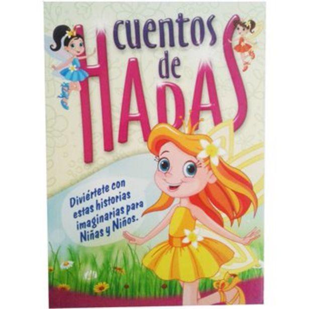 Oferta de Libro Cuentos De Hadas Infantiles Para Niñas por $7500