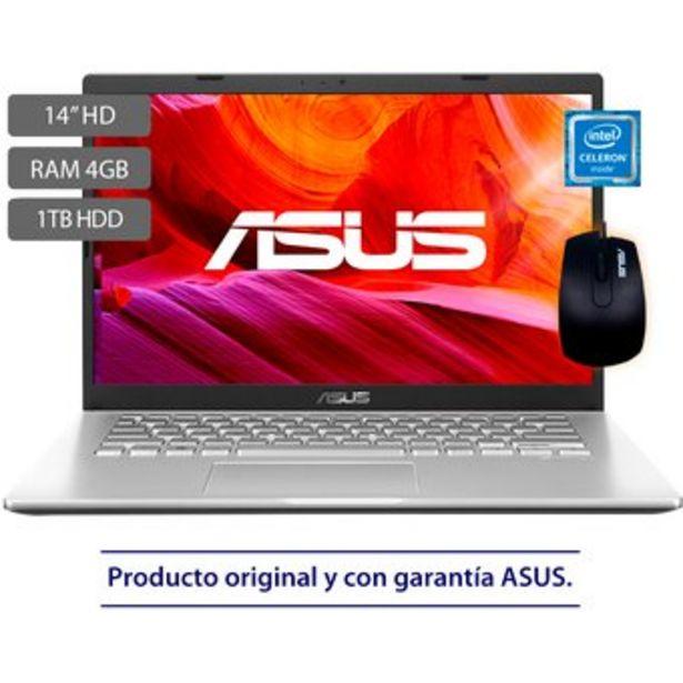 Oferta de Portatil Asus X409MA Celeron 4G 1T  14´´ HD por $1269900