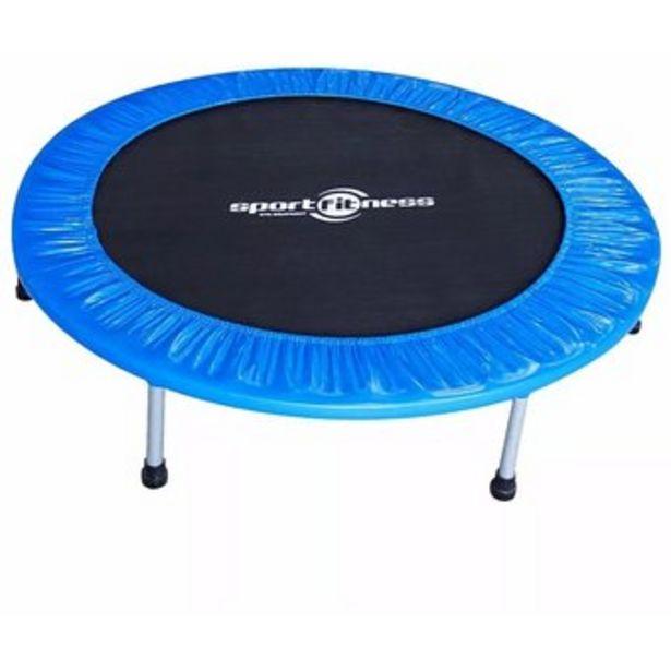 Oferta de Trampolin Saltarin Sportfitness Ejercicio Gimnasio por $255999