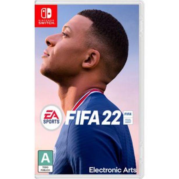 Oferta de Fifa 22 Nintendo Switch Juego Nintendo por $209000