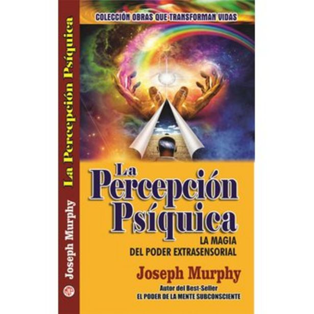 Oferta de Libro - La Percepción Psíquica por $16900