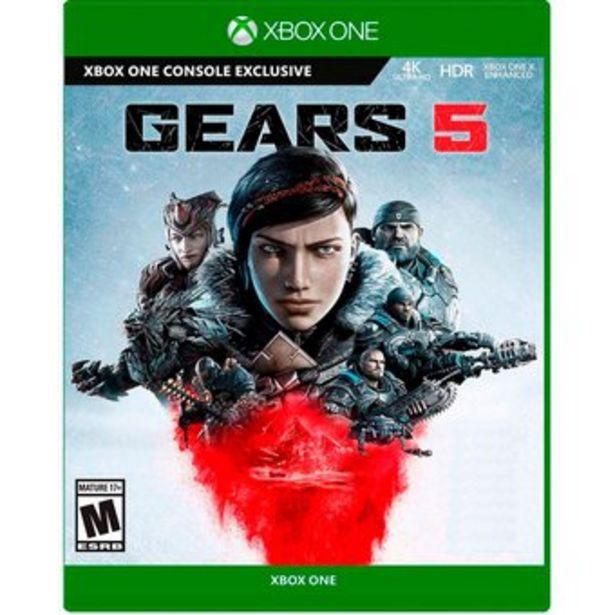 Oferta de Gears 5 Xbox One Fisico por $89900