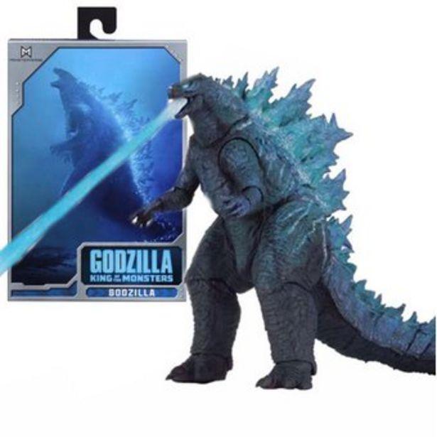 Oferta de La muñeca Godzilla puede mover articulaciones por $114100