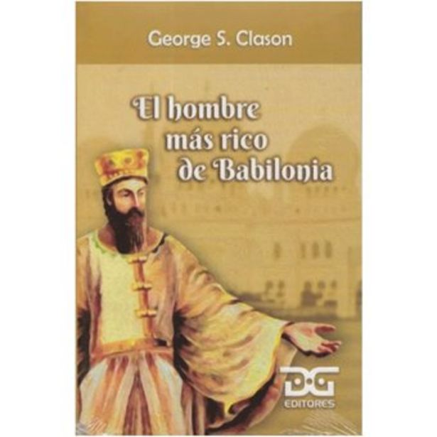 Oferta de Libro El hombre Más Rico de Babilonia motivacion liderazgo por $23990