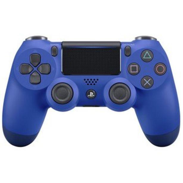 Oferta de Mando Inalámbrico Dualshock 4 Azul V2 Ps4 por $88290