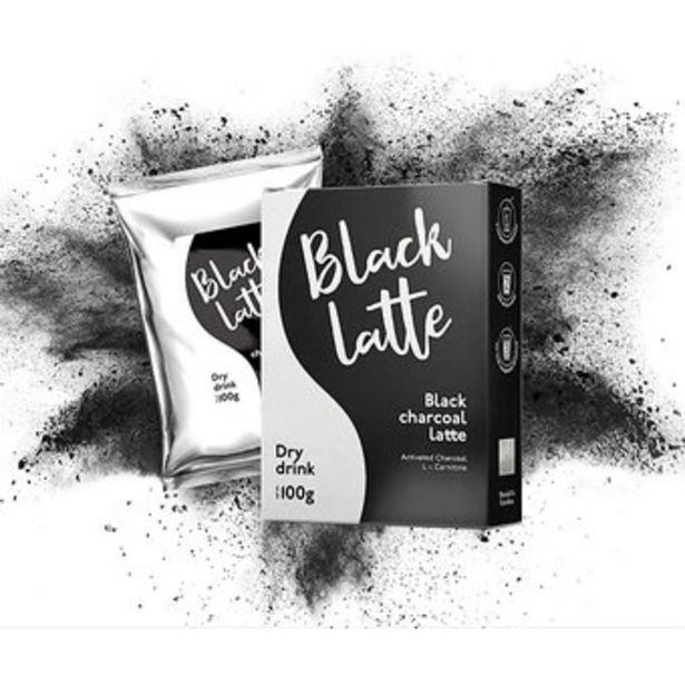 Oferta de 2 X Black Latte Dry Drink Para Bajar de Peso por $189900