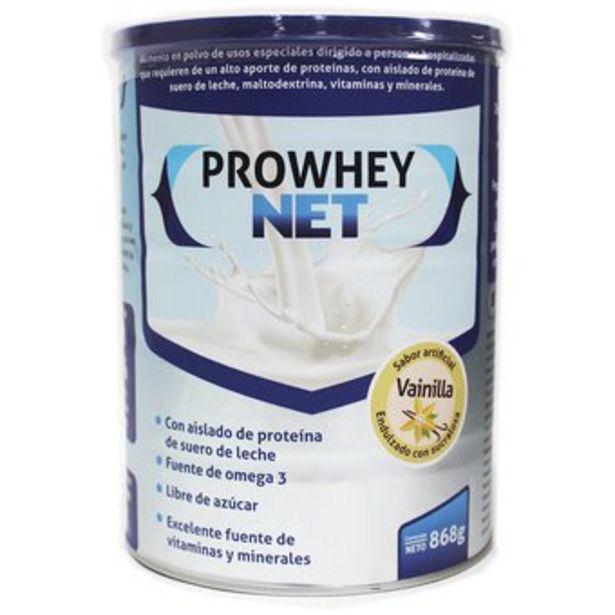 Oferta de Prowhey Net 868 gramos Vainilla por $89999
