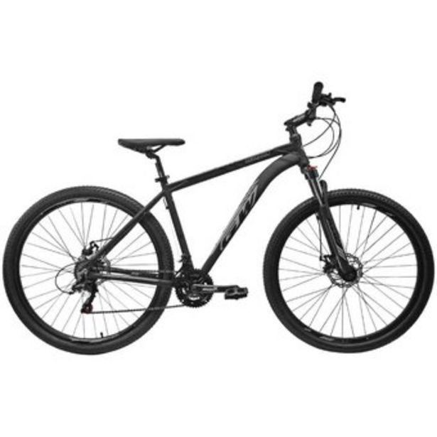 Oferta de Bicicleta Todoterreno GW Scorpion Rin 29 Con Bloqueo 21 Vel - Negro por $769900