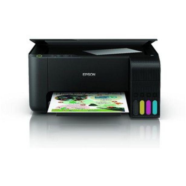 Oferta de Impresora Multifuncional Inalámbrica De Inyección Micropiezo Epson por $699900