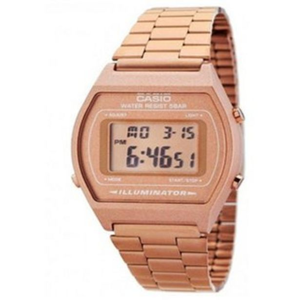 Oferta de Reloj Retro para Mujer color Oro Rosa por $54900