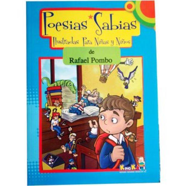 Oferta de Libro Cuentos Poesías Sabias De Rafael Pombo Para Niños por $7500