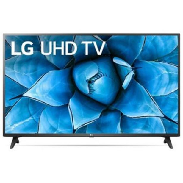 Oferta de Tv LG 50 pulgadas 126 cm 50UN7300 LED 4K Smart TV negro por $1511900