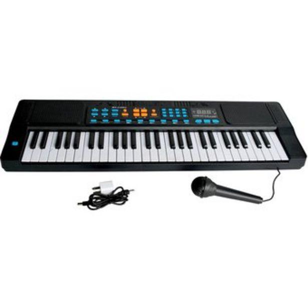 Oferta de Organeta My Music Con Microfono De 54 Teclas por $159900