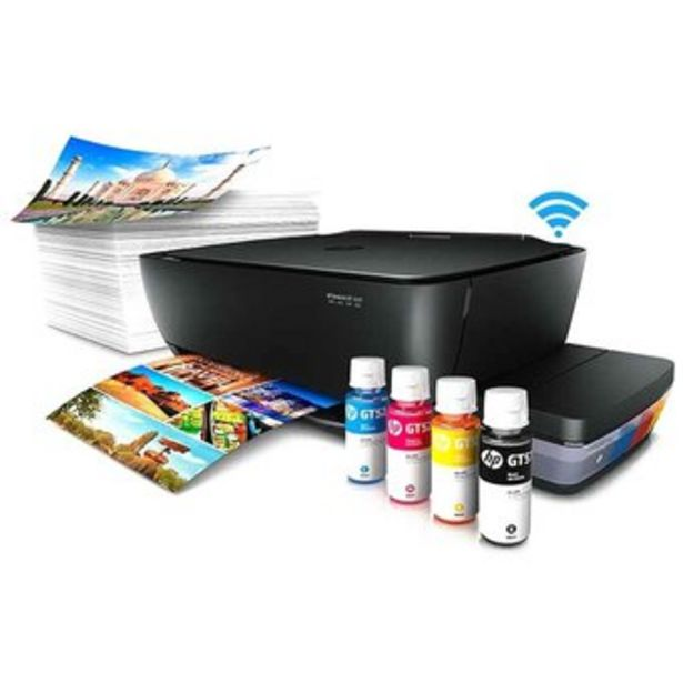 Oferta de Impresora Multifuncional Hp 410 Inalambrica Ink Tank por $507950