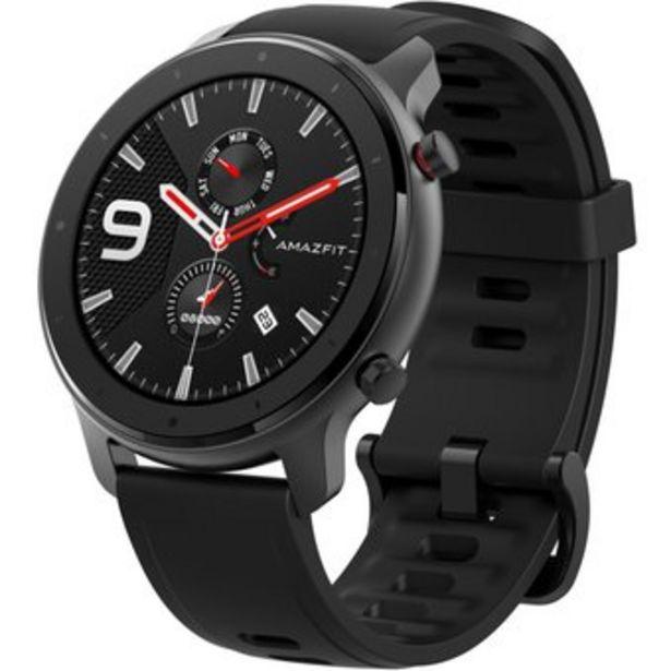 Oferta de Amazfit GTR Lite 47mm Negro Aleación Aluminio - Smartwatch Xiaomi por $399900