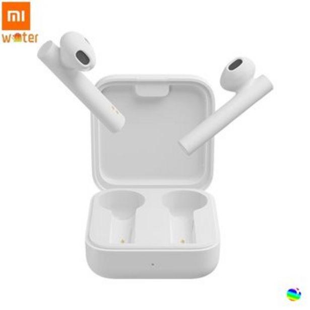 Oferta de Xiaomi Air2 SE TWS Auricular inalámbrico Bluetooth mejor que Airdots por $111600