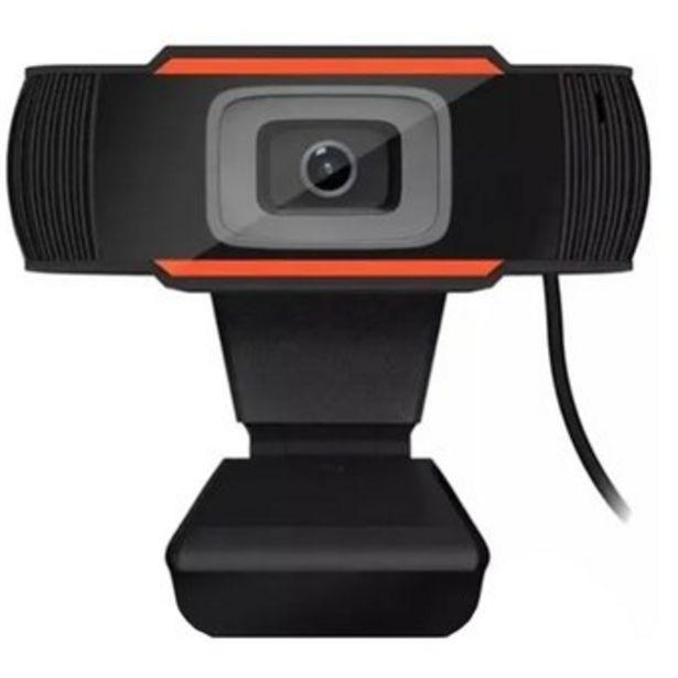 Oferta de Camara Web PC Videoconferencia  FULL HD 1080P - Negra Diseño por $104900