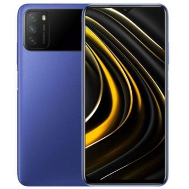 Oferta de Celular Xiaomi Poco M3 64gb Azul por $649900