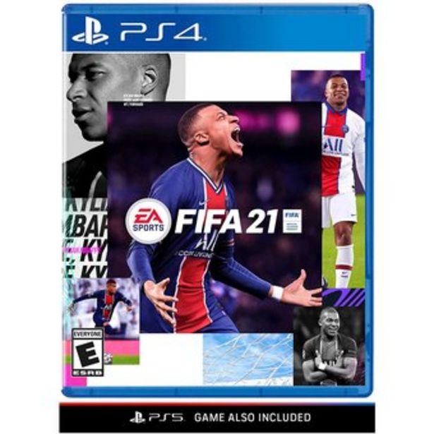 Oferta de Juego FIFA 21 PS4 Nuevo Fisico Español por $149000