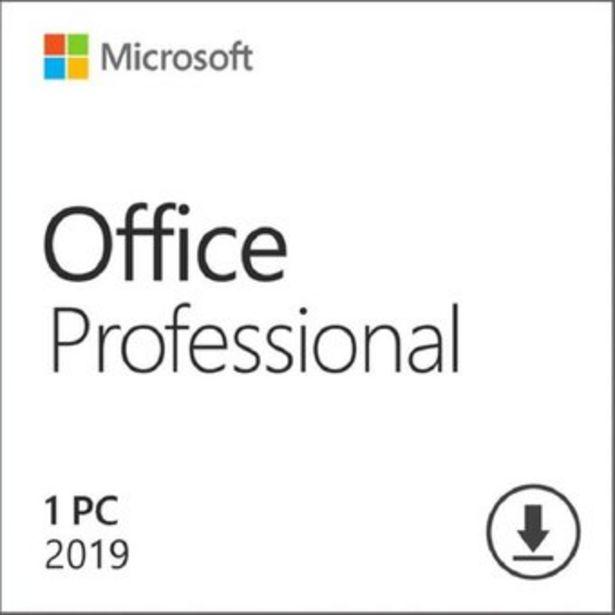 Oferta de Office Professional Plus 2019 esd por $50000