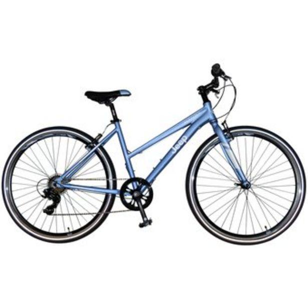 Oferta de Bicicleta de Ruta Jeep Nanga 28 pulgadas por $649990