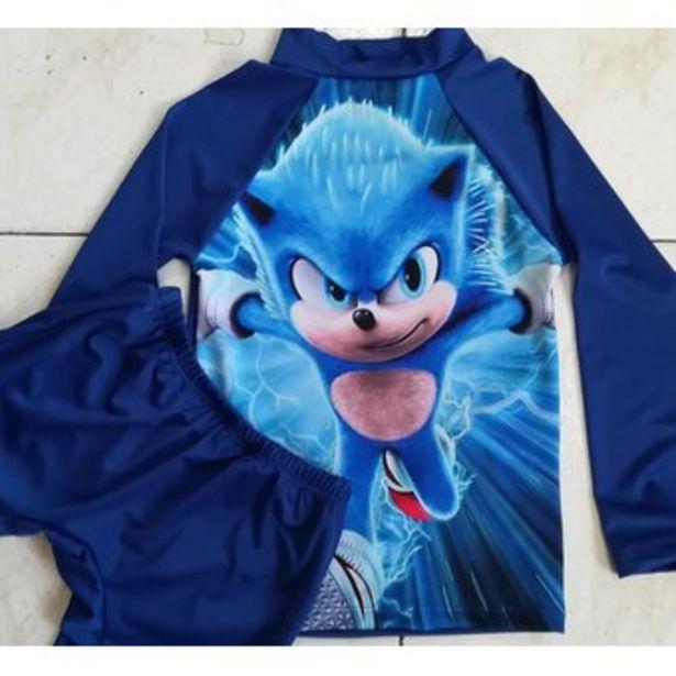 Oferta de Traje De Baño  Niño De  Sonic boom por $44900