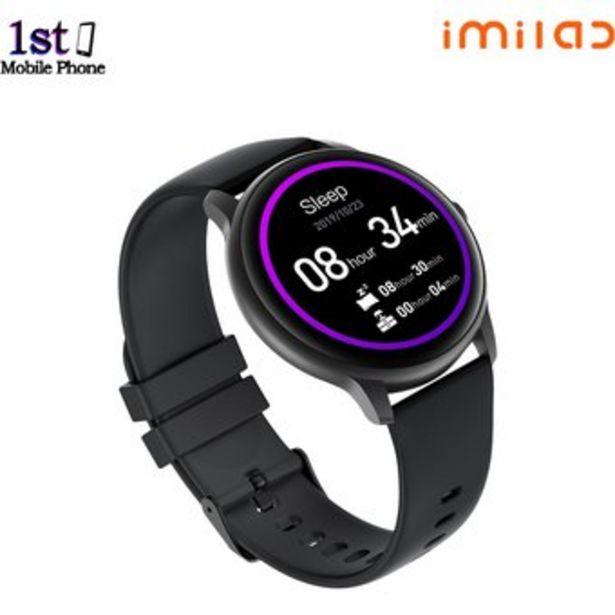 Oferta de Xiaomi IMILAB kw66 novedades relojes inteligentes - Negro por $156900