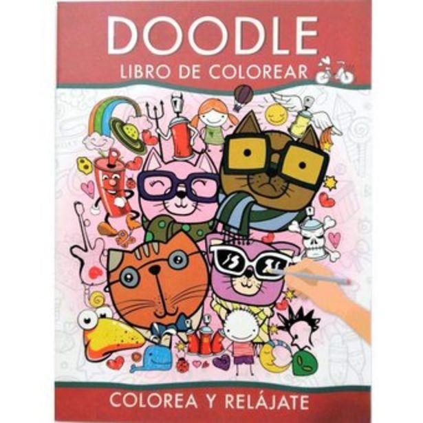 Oferta de Libro Mandalas De Colorear Sicoben - Doodle por $16000