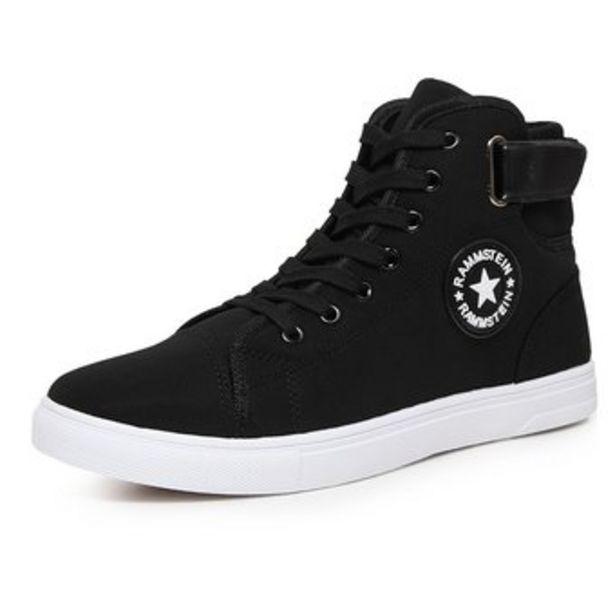 Oferta de Zapatillas altas urbanas - negro por $89999
