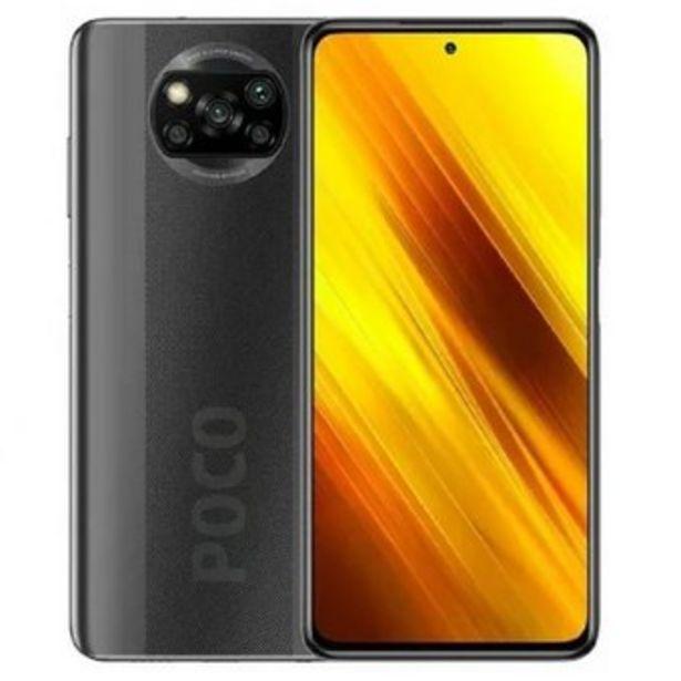 Oferta de Celular Xiaomi Poco X3 NFC 128Gb - Negro por $1069000