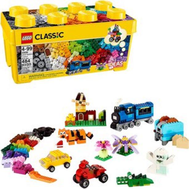 Oferta de Lego Classic 10696 Caja Mediana De Bloques Creativos - 484 Piezas por $194900
