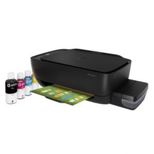 Oferta de Impresora HP Multifuncional Ink Tank 315 por $799900