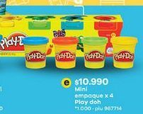Oferta de Plastilina Play-Doh por $10990