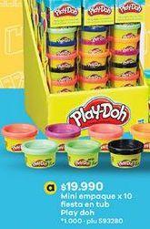 Oferta de Plastilina Play-Doh por $19990