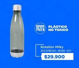 Oferta de Botella de agua Totto por $29900