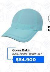 Oferta de Gorra hombre Totto por $54900