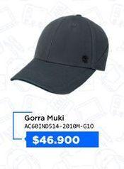 Oferta de Gorra hombre Totto por $46900