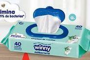 Oferta de Toallas húmedas para bebé Winny por $4290
