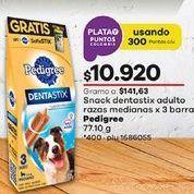 Oferta de Comida para perros Pedigree por $10920
