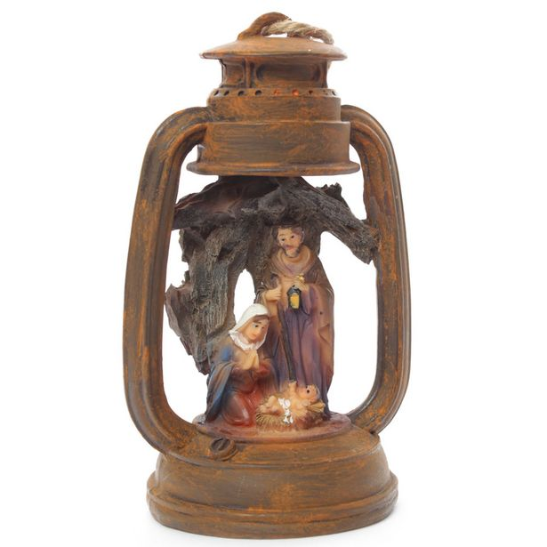 Oferta de SAGRADA FAMILIA LAMPARA 15 CM por $64900
