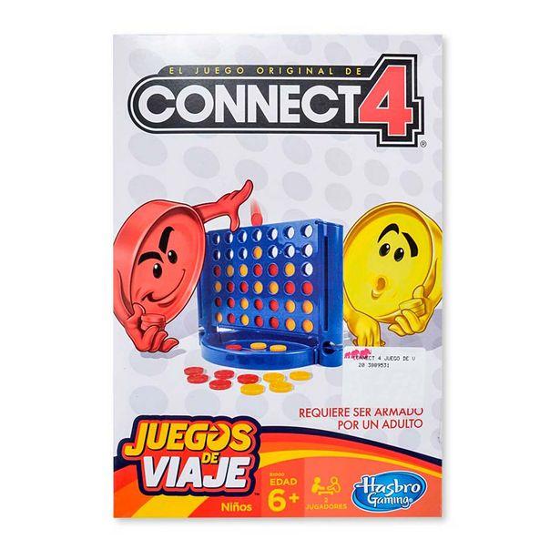 Oferta de CONNECT 4 JUEGO DE VIAJE por $29900