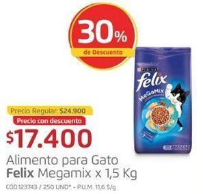 Oferta de Comida para gatos Felix por $17400