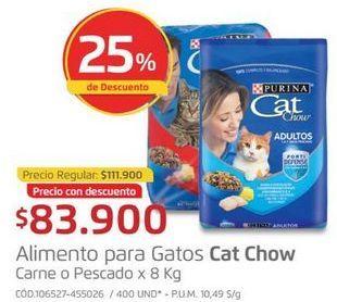 Oferta de Comida para gatos Cat Chow por $83900