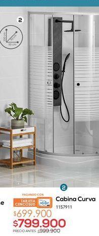 Oferta de Cabina de ducha por